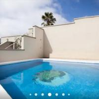 Luxury ocean view Tinguafaya holiday home with private pool