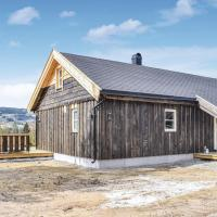 Awesome home in Brøttum w/ Sauna and 4 Bedrooms