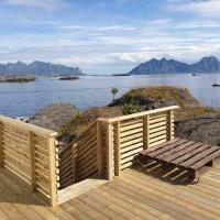 Lofoten Svolvær-Idyllic house by the sea