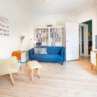 Neat & Exquisite Frederiksberg 2 bedrooms apartment