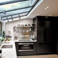 Amazing garden house in South Kensington