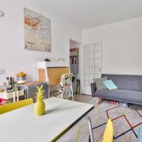 Nice apartment 20th district !! PARIS !!