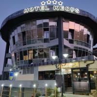 Hotel KEOPS - SPA & Casino, hotel in Bitola