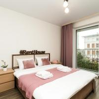 Two Bedroom Apartments Modern - Двухкомнатная квартира Бизнесс класс, 4 спальных места, RentHouse