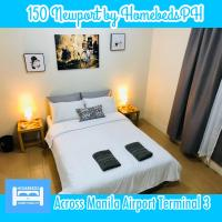 150 Newport by Homebeds- Manila Airport
