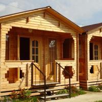 "Wooden house ""Anna"""