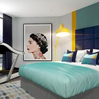 Luxe Luxury Superior 2-BED Balcony Apartments Slough-Windsor Heathrow