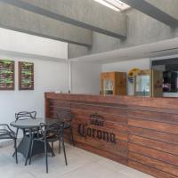RMD906 Maravilhoso flat no Ramada Inn na praia de Boa Viagem