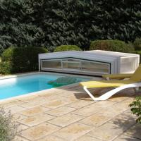Maison provençale chaleureuse avec piscine