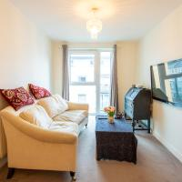 Amazing Modern 2 Bedroom Flat in Greenwich for 4 people