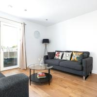 Olympic View London Stratford Apartment