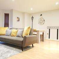 Modern Leamington City Centre Apartment