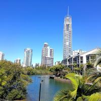 Gold Coast Surfers' Paradise Central Riverview apartment