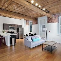 Spacious 2BR-2BA with Patio in Northern Liberties