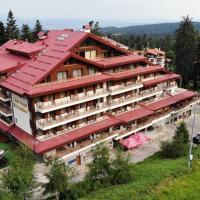 Yanakiev Club Hotel, hotel in Borovets