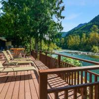 Riverside Ranch - 4 Bed 2 Bath Vacation home in Baring