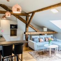 Charming loft apartman