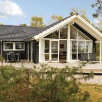 Three-Bedroom Holiday Home in Knebel