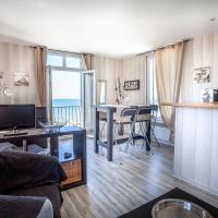 Appartement charmant face à la Mer
