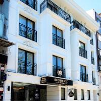 Boss Hotel Sultanahmet, отель в Стамбуле