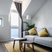 Modern 1 Bedroom Flat With Balcony Off Brixton Road