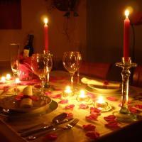 Fuga Romantica con Vista Mare con Servizio Ristorante Pranzo e Cena in Camera