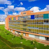 Pop Art Hotel Tocancipá y Centro de Convenciones