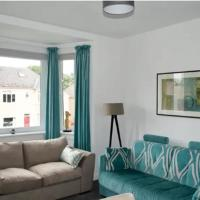 Lovely Edinburgh Apartment With Parking - Sleeps 6