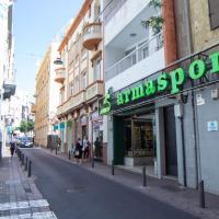 SUAREZ GUERRA - Moderno y luminoso apartamento junto a la calle Castillo
