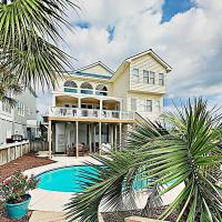 New Listing! Oceanfront Majesty W/ Pool & Elevator Home