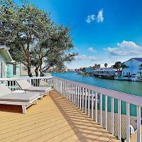 New Listing! Key Allegro Waterfront Home W/ Pool Home