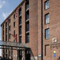 Holiday Inn Express Liverpool-Albert Dock, hotel in Liverpool