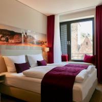 Rafaela Hotel Heidelberg, hótel í Heidelberg