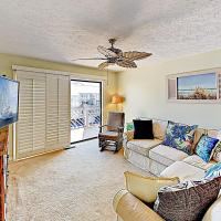 All-Suite Penthouse W/ Pool, Walk To Grand Strand Condo