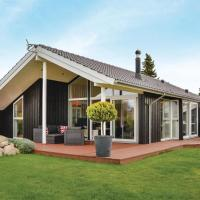 Three-Bedroom Holiday Home in Skibby