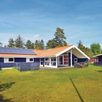 Four-Bedroom Holiday Home in Vaggerlose