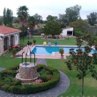 Casa y Finca recreativa junto a Logroño