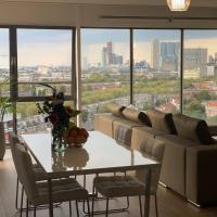Panoramic View Apartment Near City Centrum Rotterdam