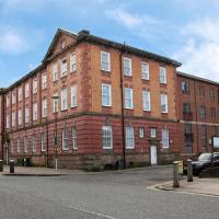 Chester railway station luxury apartment
