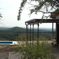 El Campito, Casa en altura rodeada de naturaleza