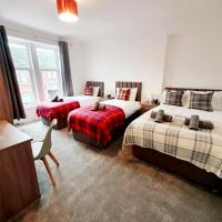 Klass Living - Station Apartment, Bellshill
