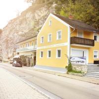 Ferienwohnung zum Donaublick
