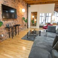 1858 Upscale Lofts in Old Montreal by Nuage