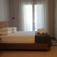Central 1 bedroom flat with balcony