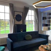 The Midsummer Common - Modern & Spacious 2BDR House with Garden