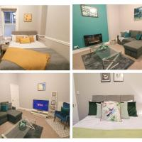Cosy Harrogate Apartment - Free Parking