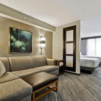 明尼阿波利斯機場南凱悅酒店
