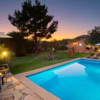 Pollenca Villa Sleeps 6 Pool Air Con WiFi