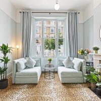 Elegant 1-Bed apt, sleeps 4, in Chelsea
