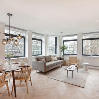 Stunning Designer 2 Bed, 2 Bath Apartment in Holborn